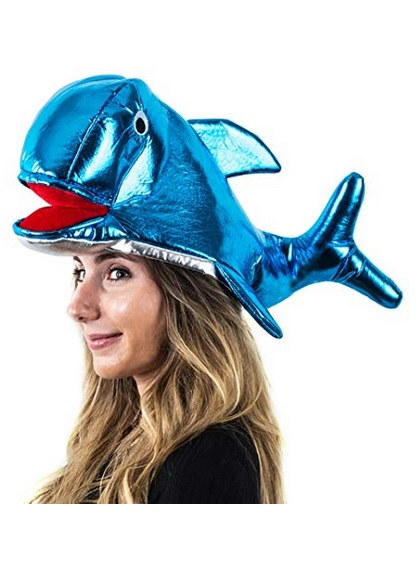 Whale Hat Costume